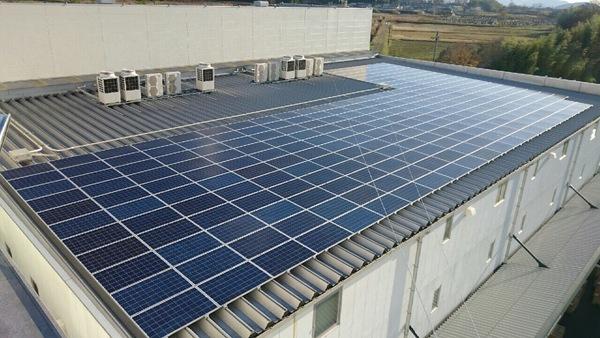 太陽光設備設置工事