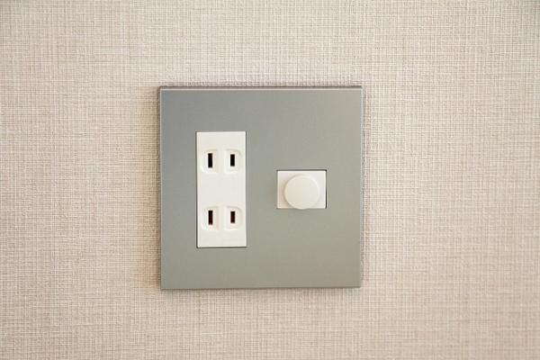 一般家庭の電気工事もやってます♪