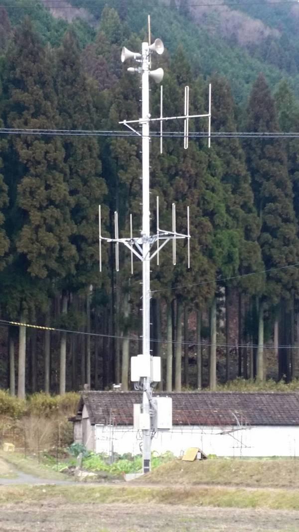 通信工事の写真