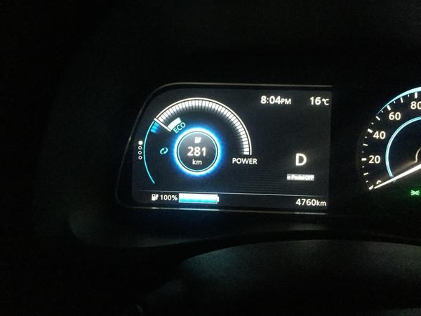電気自動車の季節です!