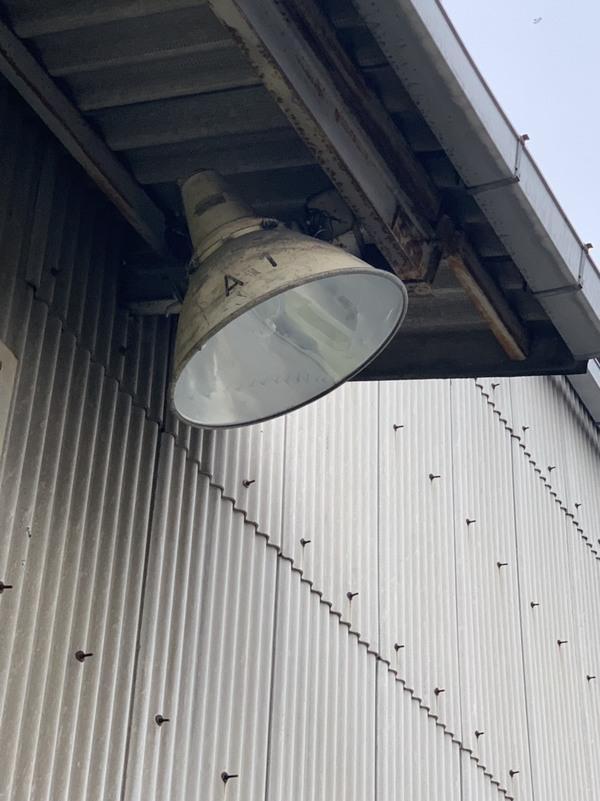 LED照明へ交換✨